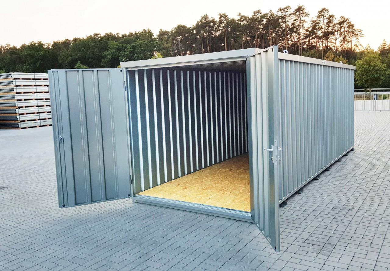 XXL Grosshandel Container